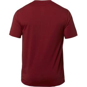 Fox Heritage Forger SS Tech Shirt Herren red